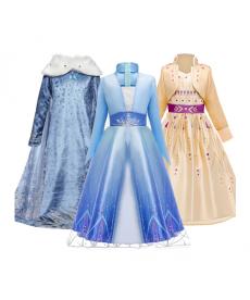 Šaty , kostým Ledové království