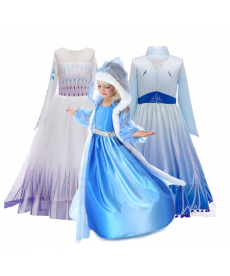 Kostým, šaty Frozen Ledové království Anna a Elsa