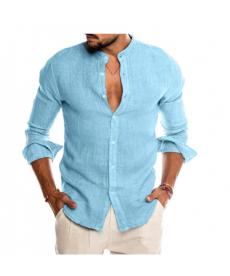Letní košile s dlouhým rukávem