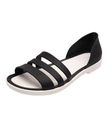 Barevné letní sandály