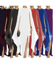 Šifónové šaty