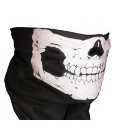 Multifunkční šátek s lebkou