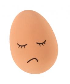 Vajíčko na kousání pro psy