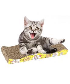Vlnité škrábadlo pro kočky