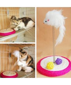 Hračka pro kočky - otáčecí