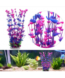Umělá simulace rostlin do akvária