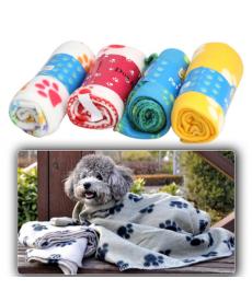 Měkký ručník pro psy nebo kočky