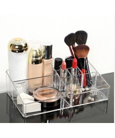 Dámský akrylový organizér na kosmetiku