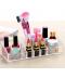 Vysoce kvalitní akrylový stojánek na kosmetiku