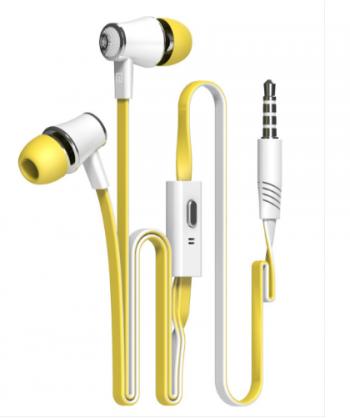 Basová stereo sluchátka