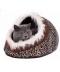Teplý bavlněný pelíšek