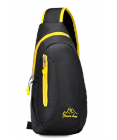Multifunkční běžecká taška přes hrudník