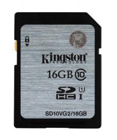 SDHC paměťová karta 16 GB