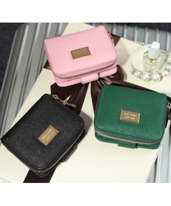 Malá kožená peněženka pro dámy