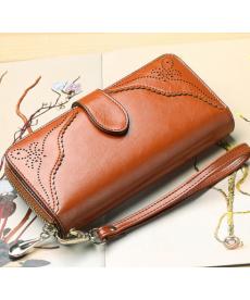 Dámská kožená peněženka pro ženy