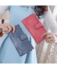 Dlouhá dámská peněženka