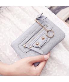 Jemná dámská peněženka na zip