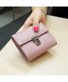 Luxusní kožená peněženka