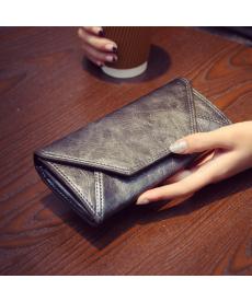 Dlouhá kožená peněženka