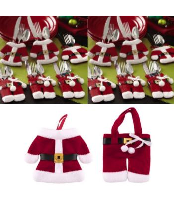 Kapsa na příbory Santa Claus