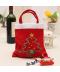Dekorativní vánoční taška na dárky