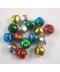 Vánoční rolničky 12 ks - více barev