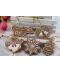 Dekorační vánoční perníčky