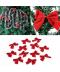 Ozdobné vánoční mašle