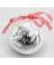 Vánoční 3D kulaté ozdoby