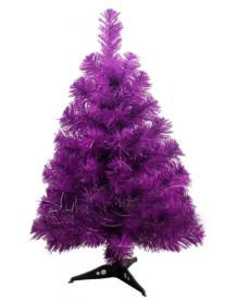 Barevný vánoční stromek
