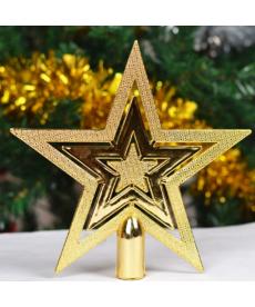 Vánoční hvězda na stromek