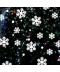 Samolepky - sněhové vločky