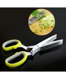 Nerezové nůžky na bylinky