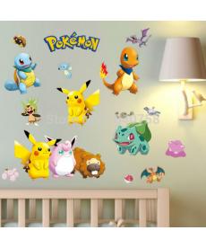 Samolepky - Pokemon