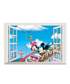 3D samolepka - Walt Disney