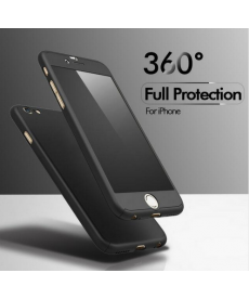 Luxusní kryt pro Iphone 6/6S, PLUS, 7/7S,PLUS ochrana 360°, včetně skla