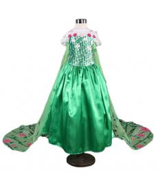 Šaty, kostým ANNA a Elsa