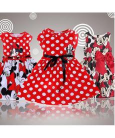 Dětské jarní šaty  Minnie