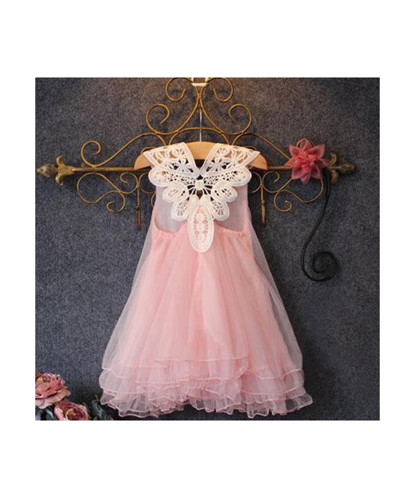 Luxusní dětské společenské šaty vhodné na svatbu 16ae69b83a