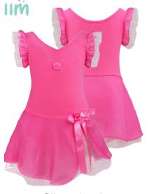 Kvalitní baletní dres, trikot,šaty