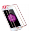Ochranné sklo na Iphone 6 /6S, 7 se zaobleným okrajem!!!