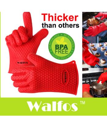 Tepelně odolné rukavice pro BBQ