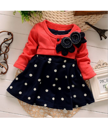 Dětské šaty pro nejmenší