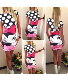 Letní dámské šaty