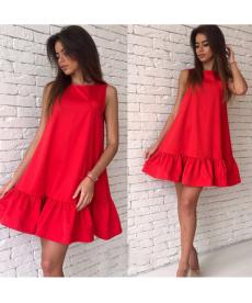 Trendy šaty v barevném provedení