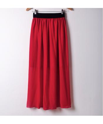 557dae2367c4 Doprava zdarma Skladem u dodavatele Letní sukně s pružným pasem