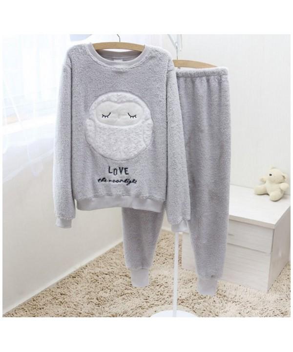 ... Hřejivé plyšové pyžamo pro ženy ... b1cca35b543