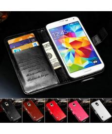 Kožené pouzdro na Samsung Galaxy S5