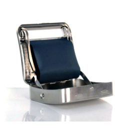 Metalická balička na tabák se zásobníkem
