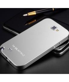 Hliníkové pouzdro na Samsung Galaxy Note 2 N7100